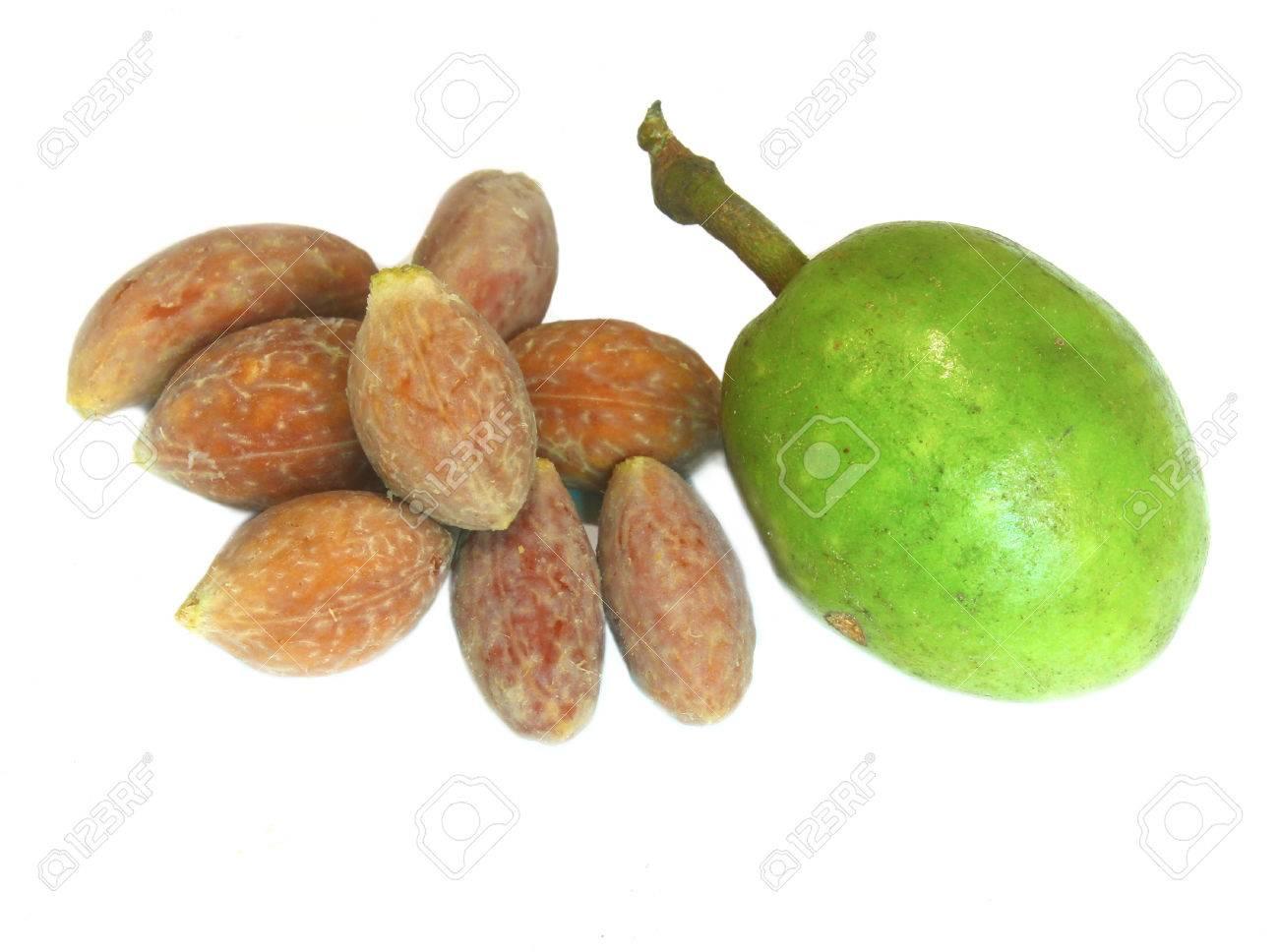 olive & seeds