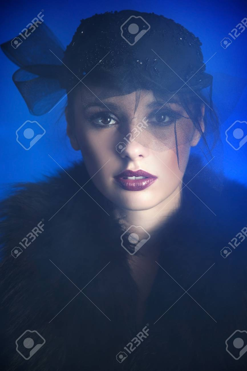 Portrait of a young beauty Stock Photo - 9067502