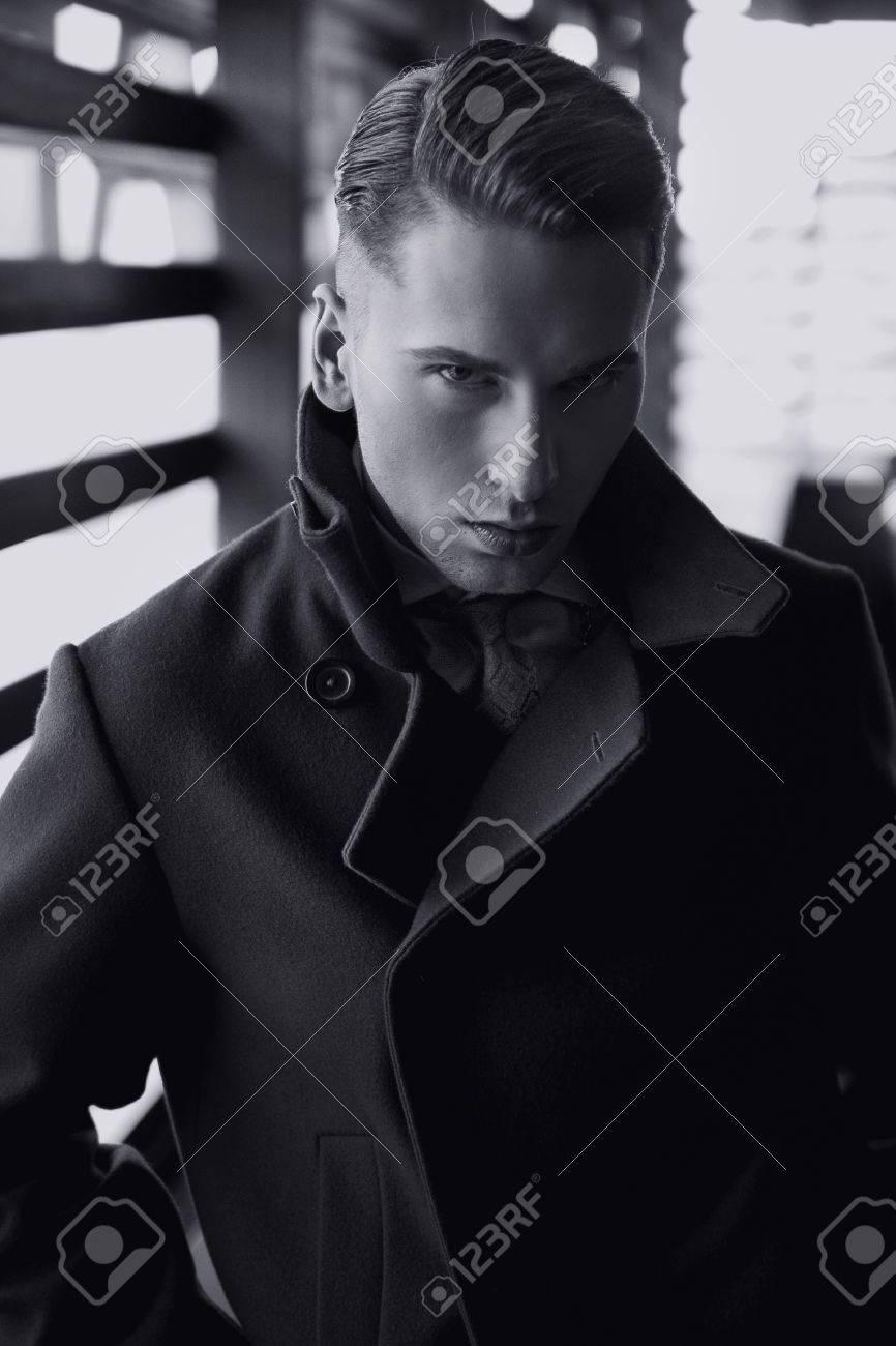 Photo of handsome man posing Stock Photo - 13705403