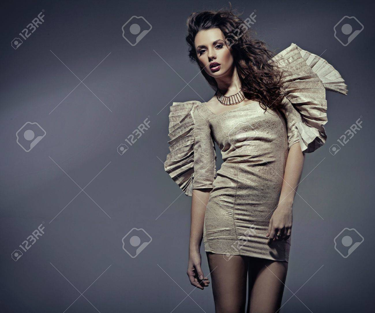 Multa Vestidos De Dama Joven Niña Ideas Ornamento Elaboración ...