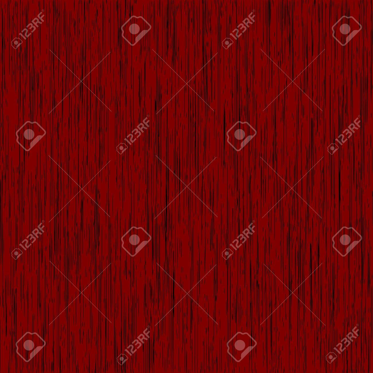 Red wood background pattern texture Stock Vector - 11471591