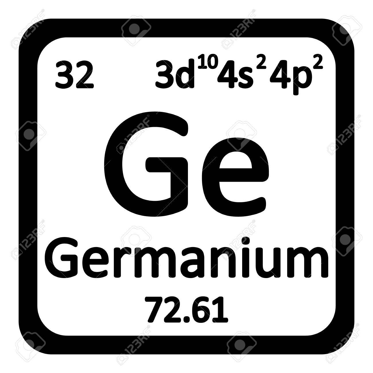 Periodic table element germanium icon on white background vector periodic table element germanium icon on white background vector illustration stock vector 63715004 gamestrikefo Images