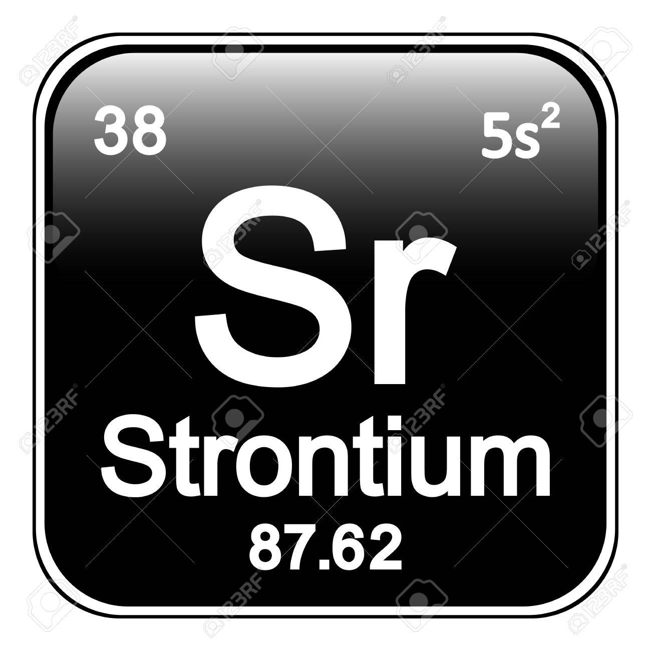 Periodic table element strontium icon on white background vector periodic table element strontium icon on white background vector illustration stock vector 64698329 urtaz Gallery