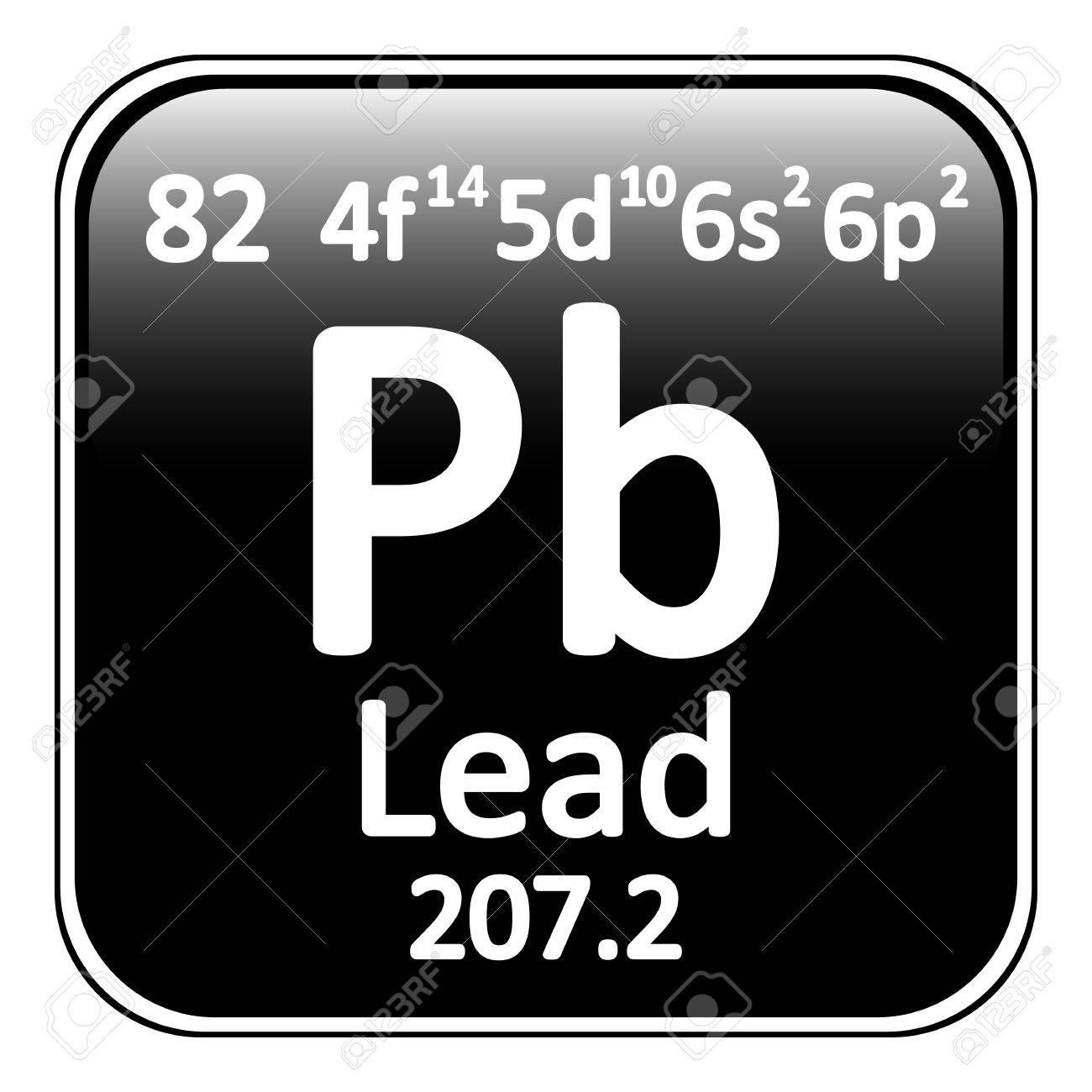 Periodic table element lead icon on white background vector periodic table element lead icon on white background vector illustration stock vector 64698431 urtaz Choice Image