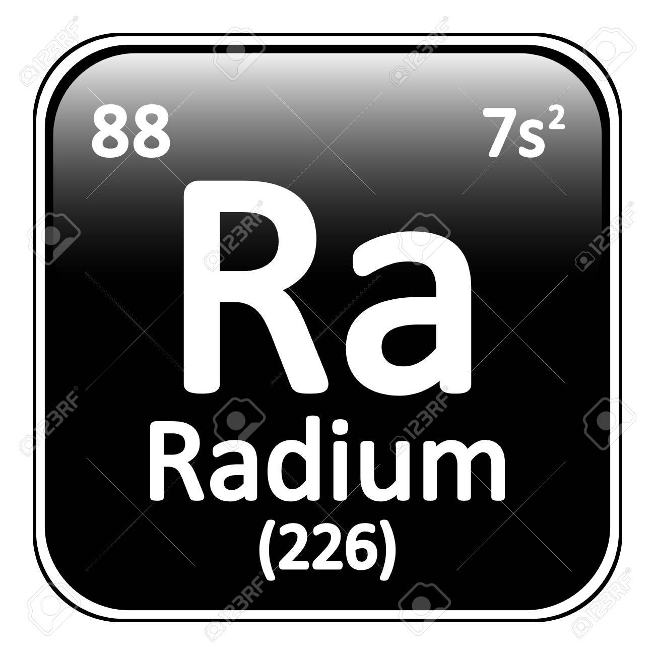 Periodic table element radium icon on white background vector periodic table element radium icon on white background vector illustration stock vector 64698449 gamestrikefo Images