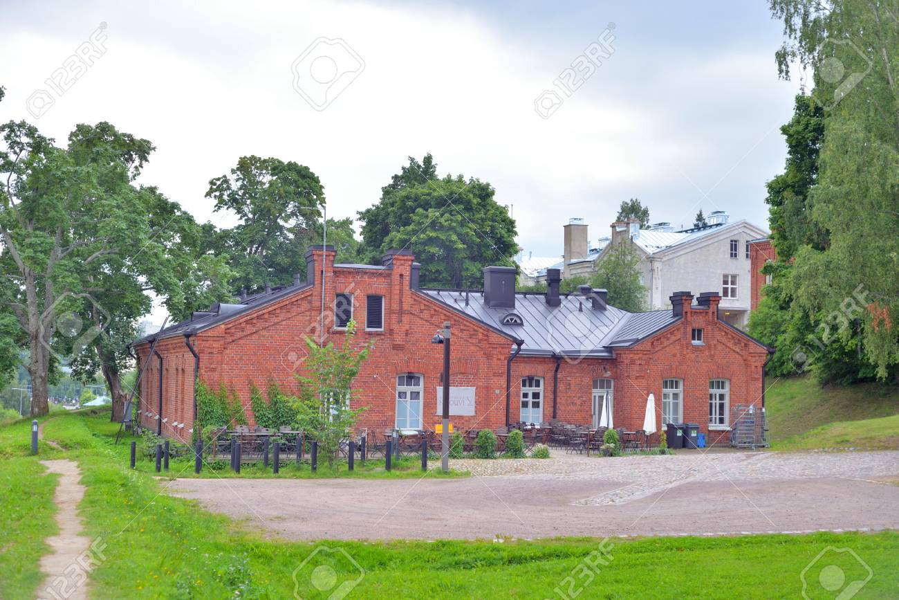 ラッペーンランタ, フィンランド - 2017 年 8 月 18 日: 要塞 ...