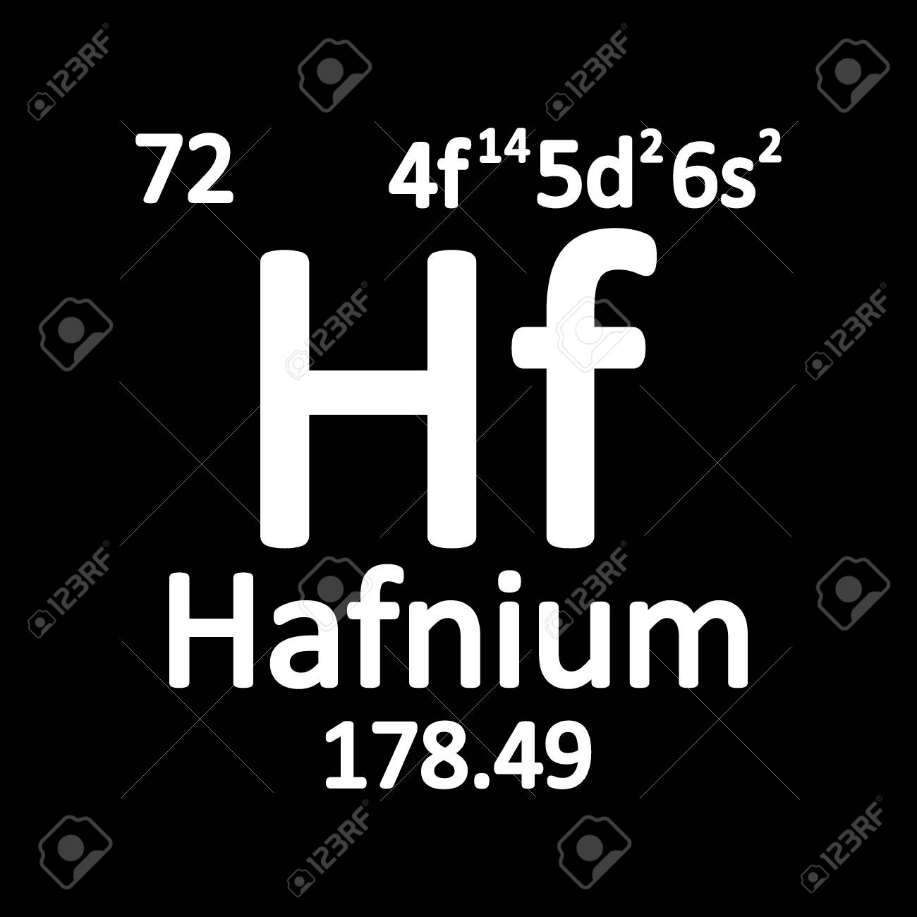 Periodic table element hafnium icon on white background vector periodic table element hafnium icon on white background vector illustration stock vector 104392240 urtaz Image collections