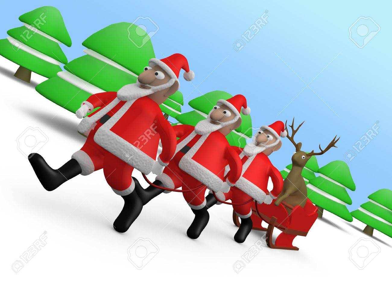 Weird Christmas Stock Photos 5