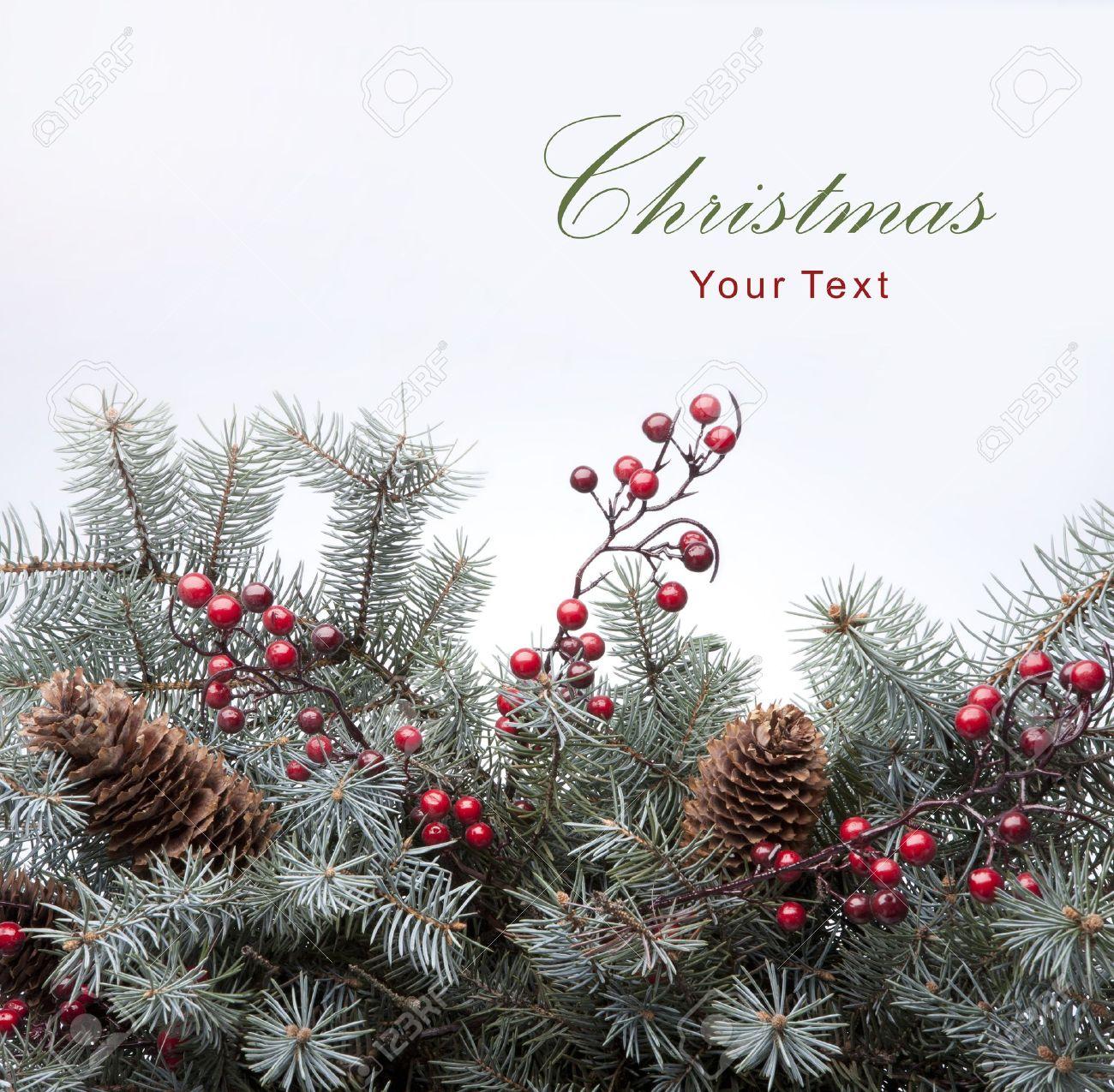 Christmas card Stock Photo - 10460785