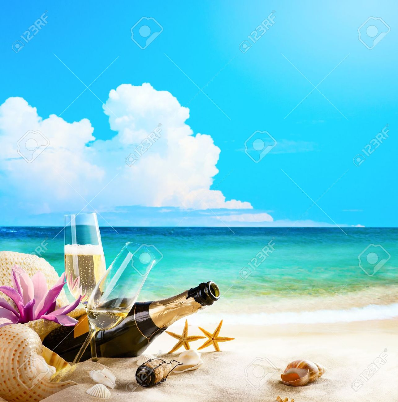 Romantic Beach Stock Photos Royalty Free Romantic Beach Images