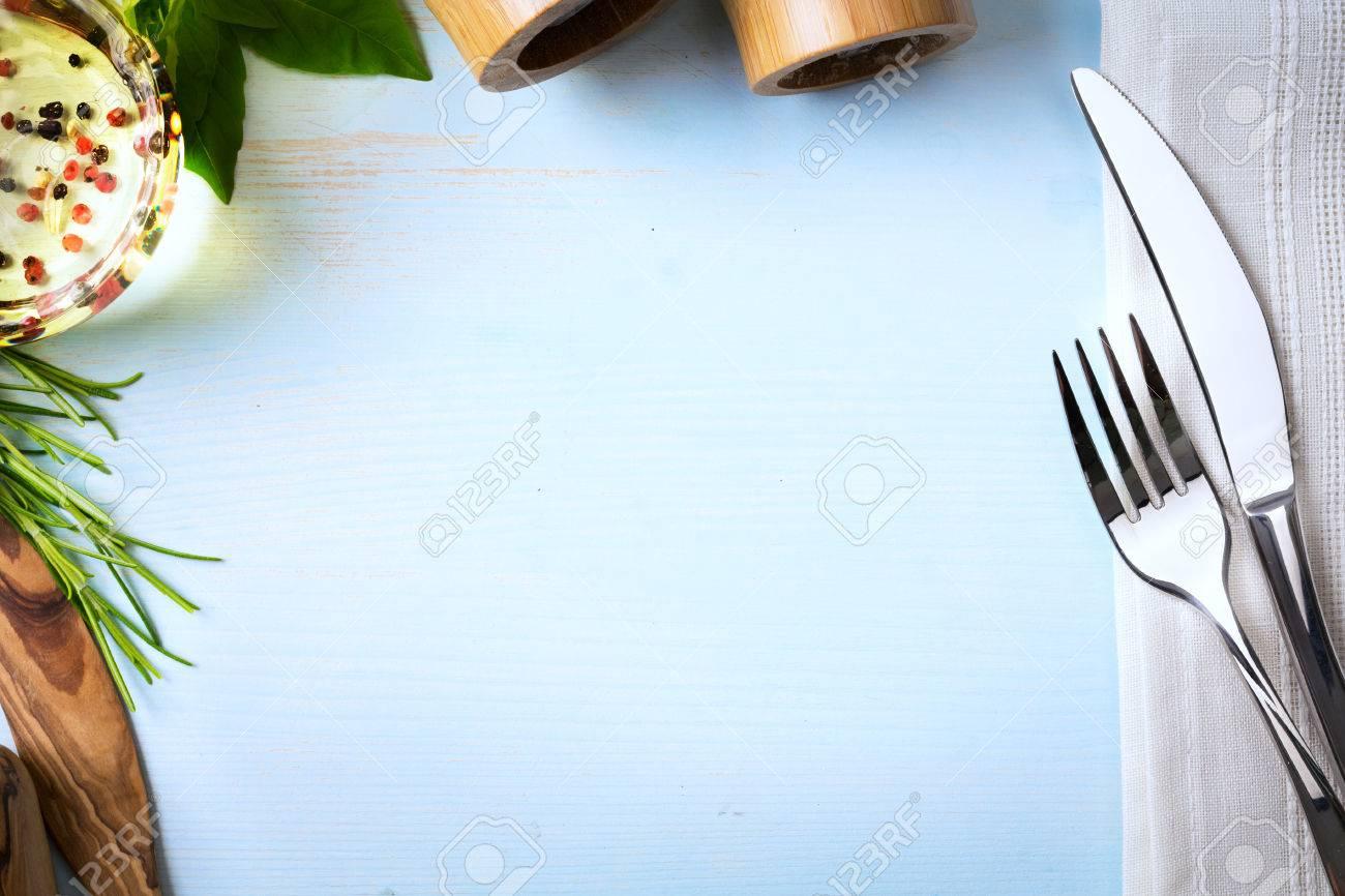 Art Italian Home Cooking Background Restaurant Week Stock Photo
