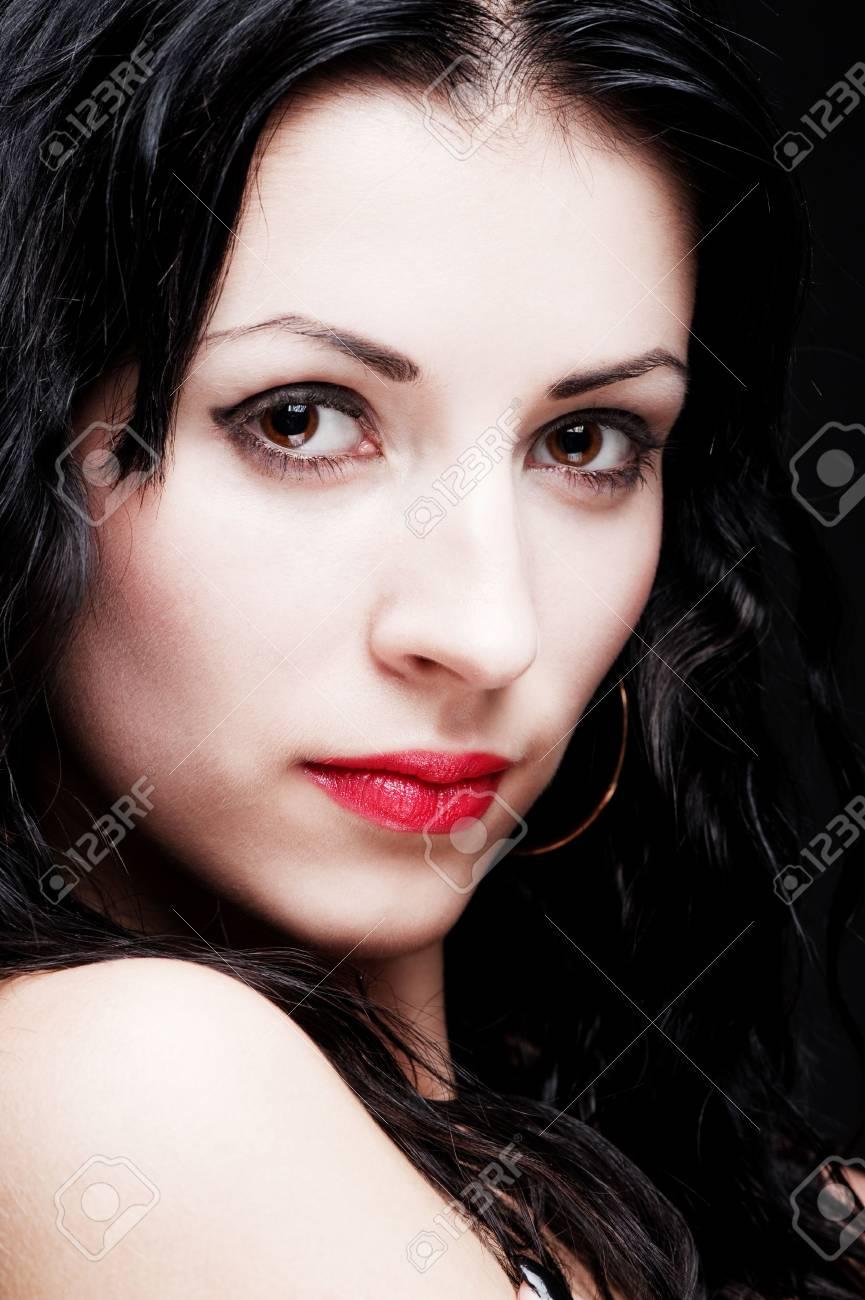 portrait of beautiful healthy woman Stock Photo - 5530731