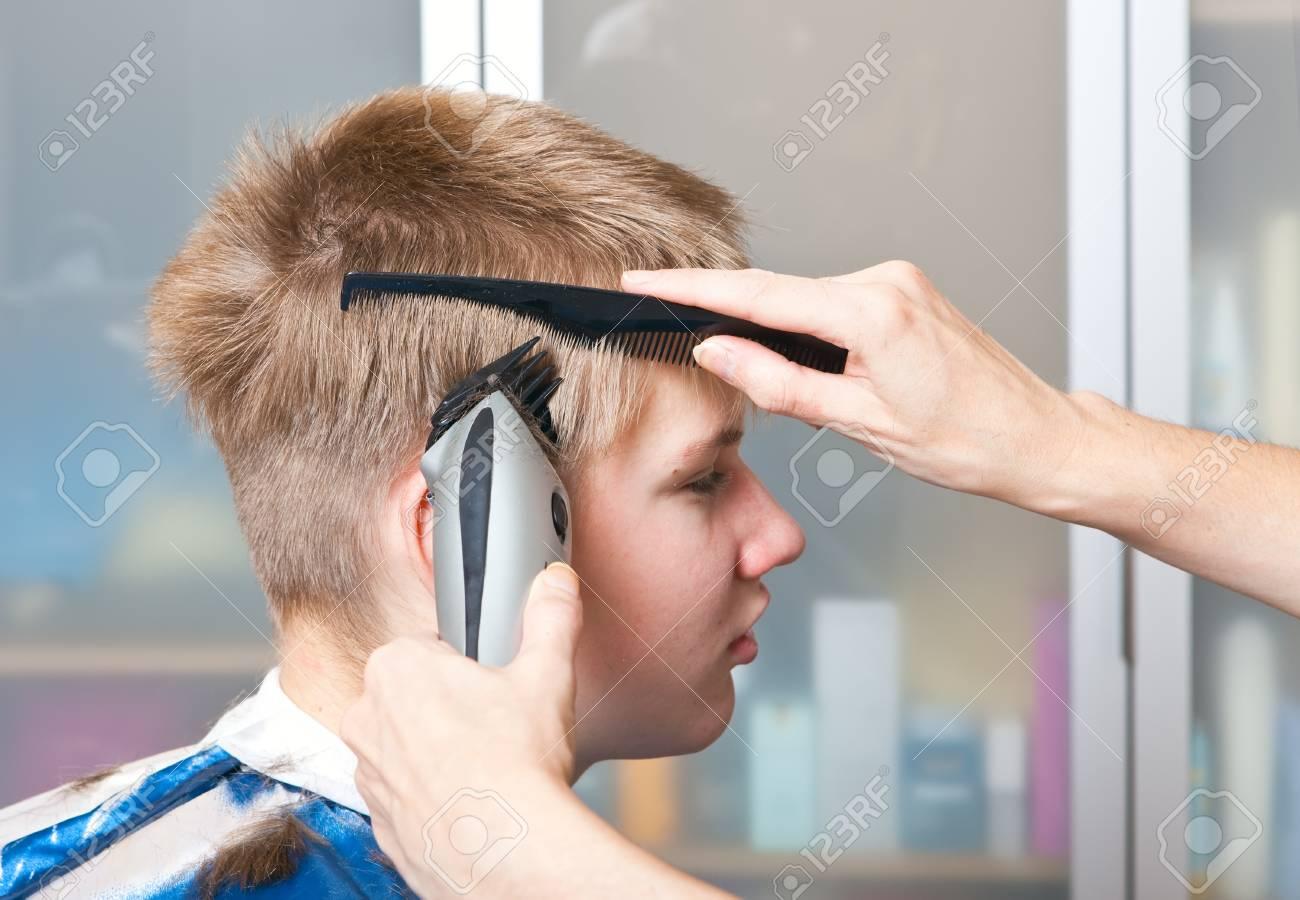 Hairstyle machine Stock Photo - 9333589