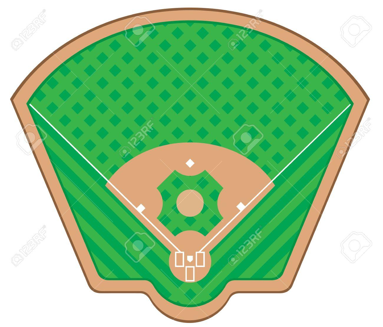 Ausgezeichnet Baseball Feld Malvorlagen Zeitgenössisch - Malvorlagen ...