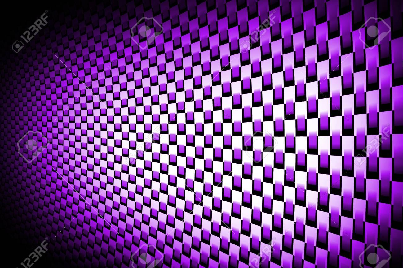 purple curve carbon fiber on the black shadow  car accessories