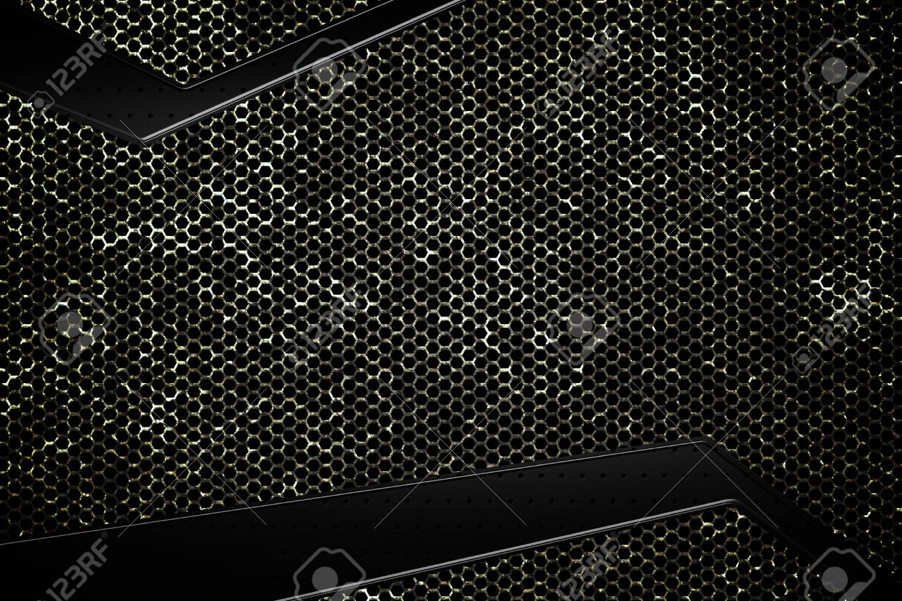 Dirty And Black Chrome Carbon Fiber Metal Background And Texture Stock Photo Picture And Royalty Free Image Image 119360795