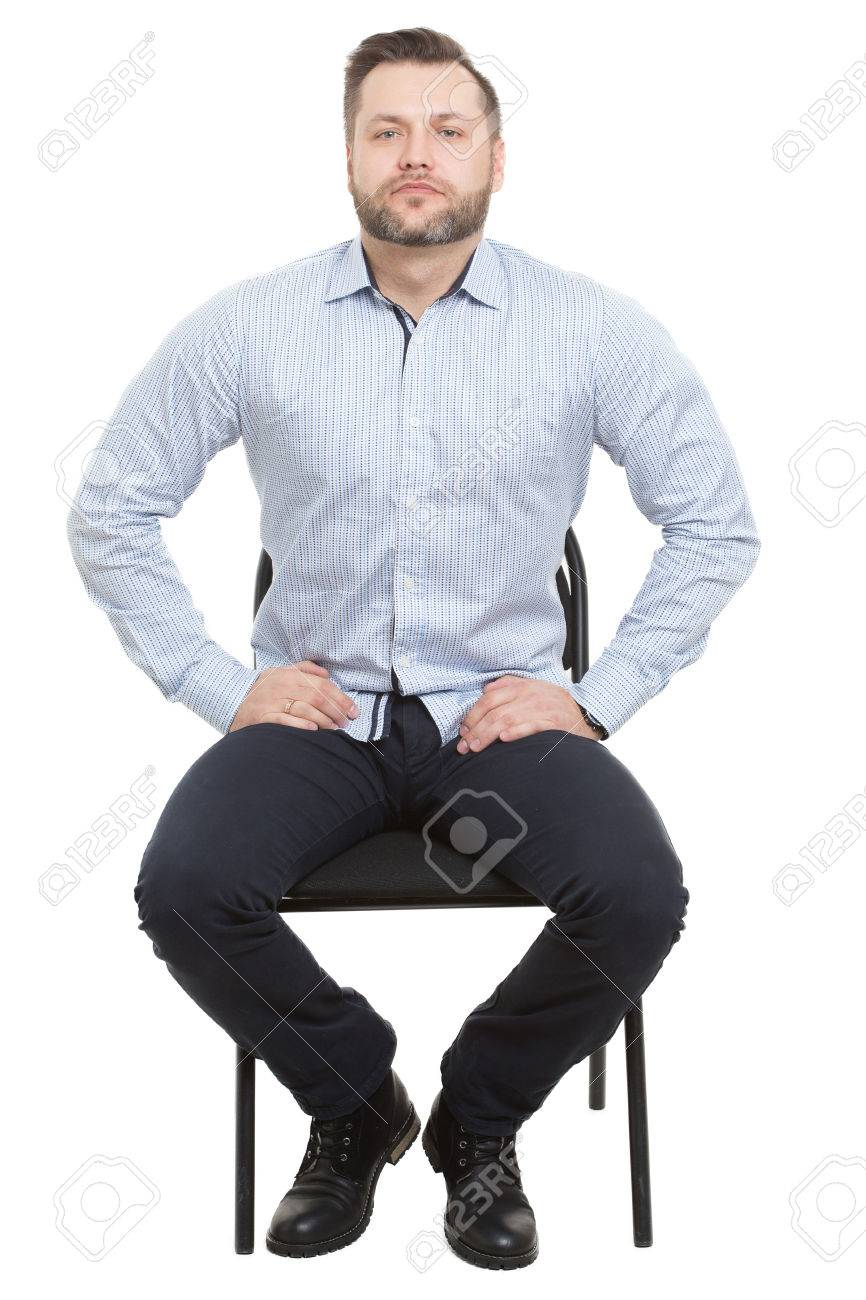Super Man Sitting On Chair Isolated White Background Caraccident5 Cool Chair Designs And Ideas Caraccident5Info