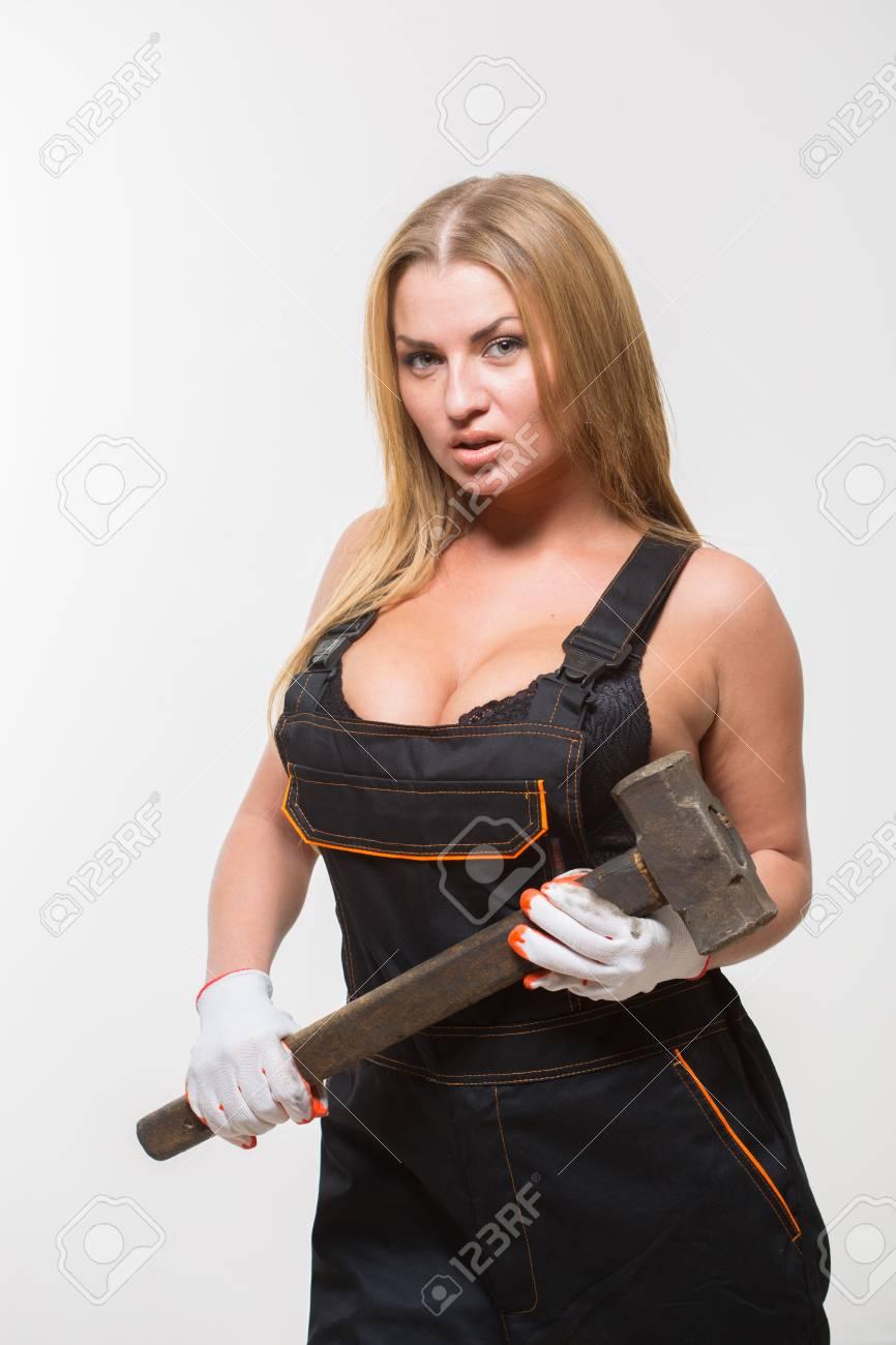 Nice sexy woman