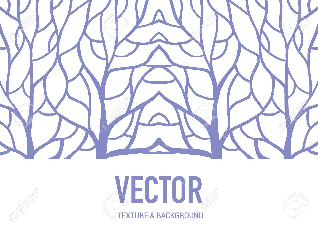 Background the wood grain and root that combines with graphic art to be a artwork and print pattern, fabric pattern or tie dye. - 123528840