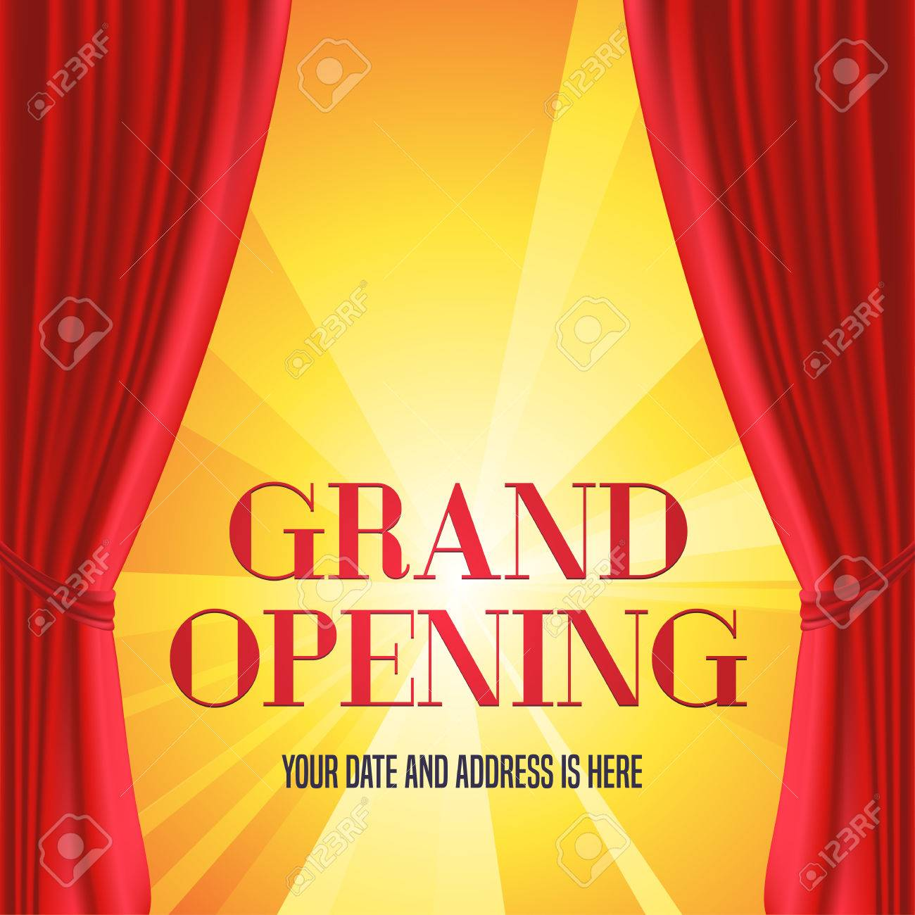 4b449b2d9 Grand Opening Illustration