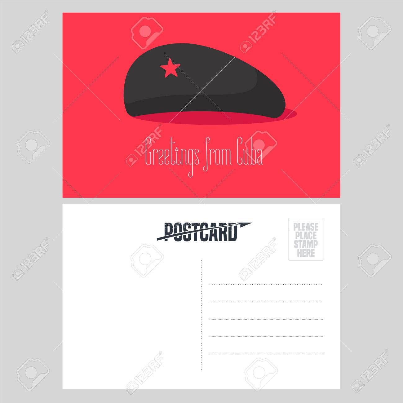 Wunderbar Standard Postkarte Vorlage Zeitgenössisch - Entry Level ...