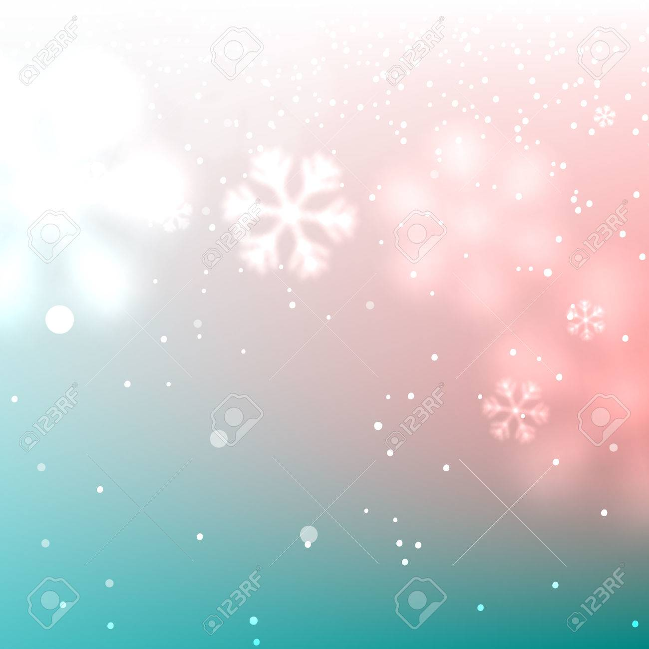 snowy blurred beautiful vector background winter snowflake snowy blurred beautiful vector background winter snowflake template for poster invitation card or flyer