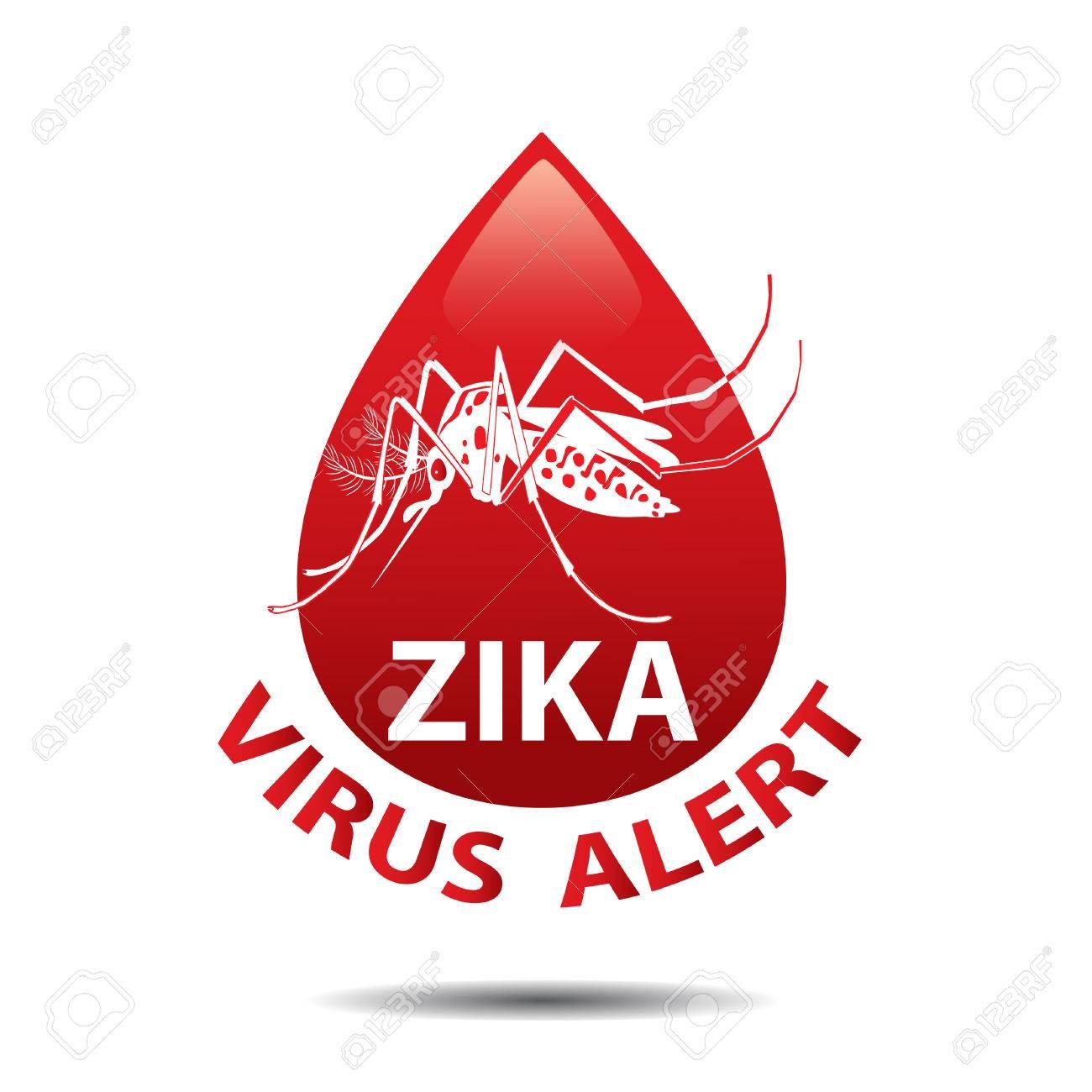 Zika Icono Virus Mosquito Aislado Bebé Zika Icono Virus Concepto Alerta Brote Contra Virus De Aaegypti Mosquito Virus Zika La Señal De Peligro