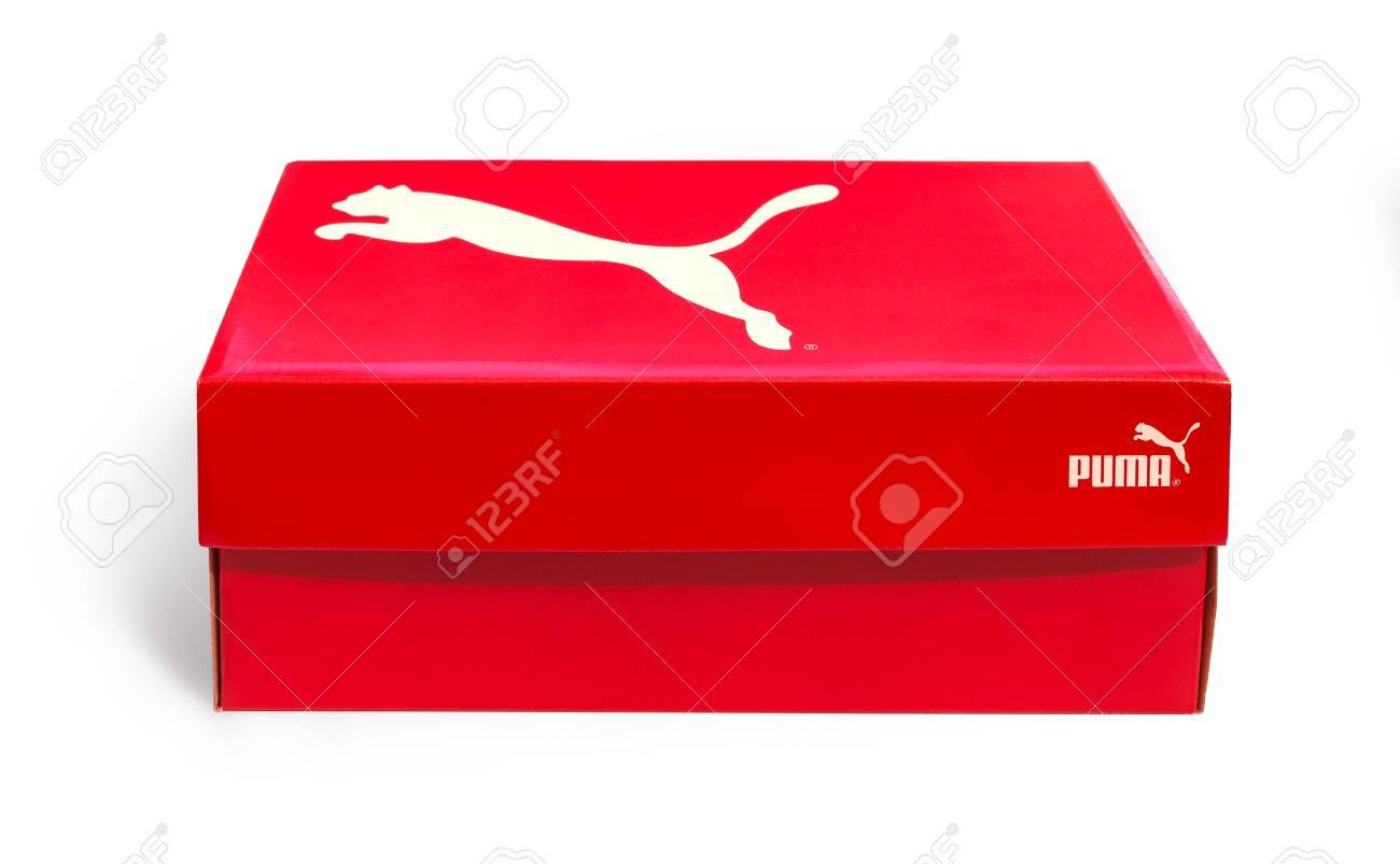 scarpe puma box
