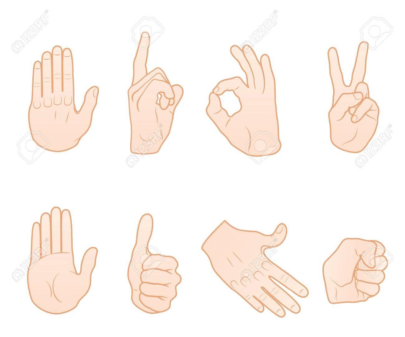 Hand gestures - 9811335