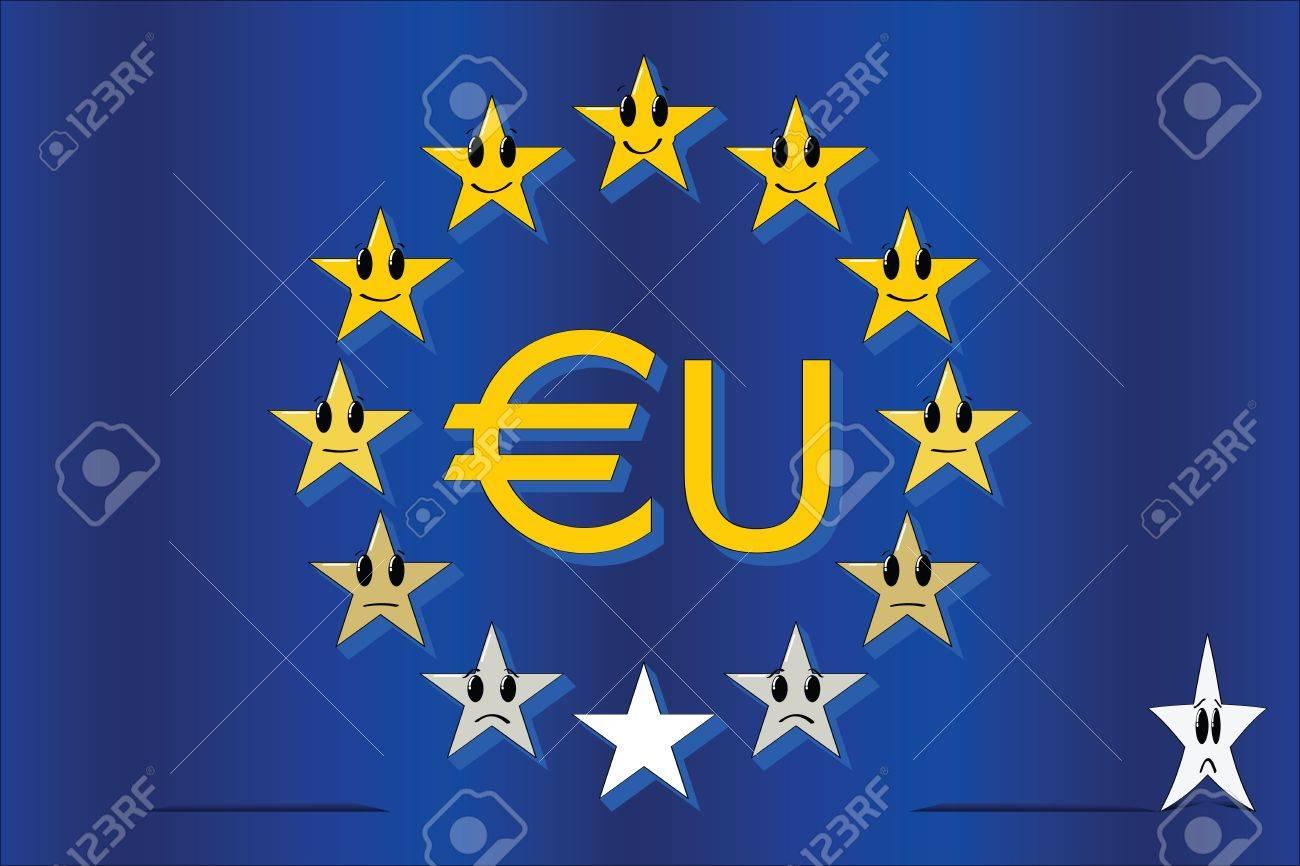 European hierarchy Stock Vector - 12477480