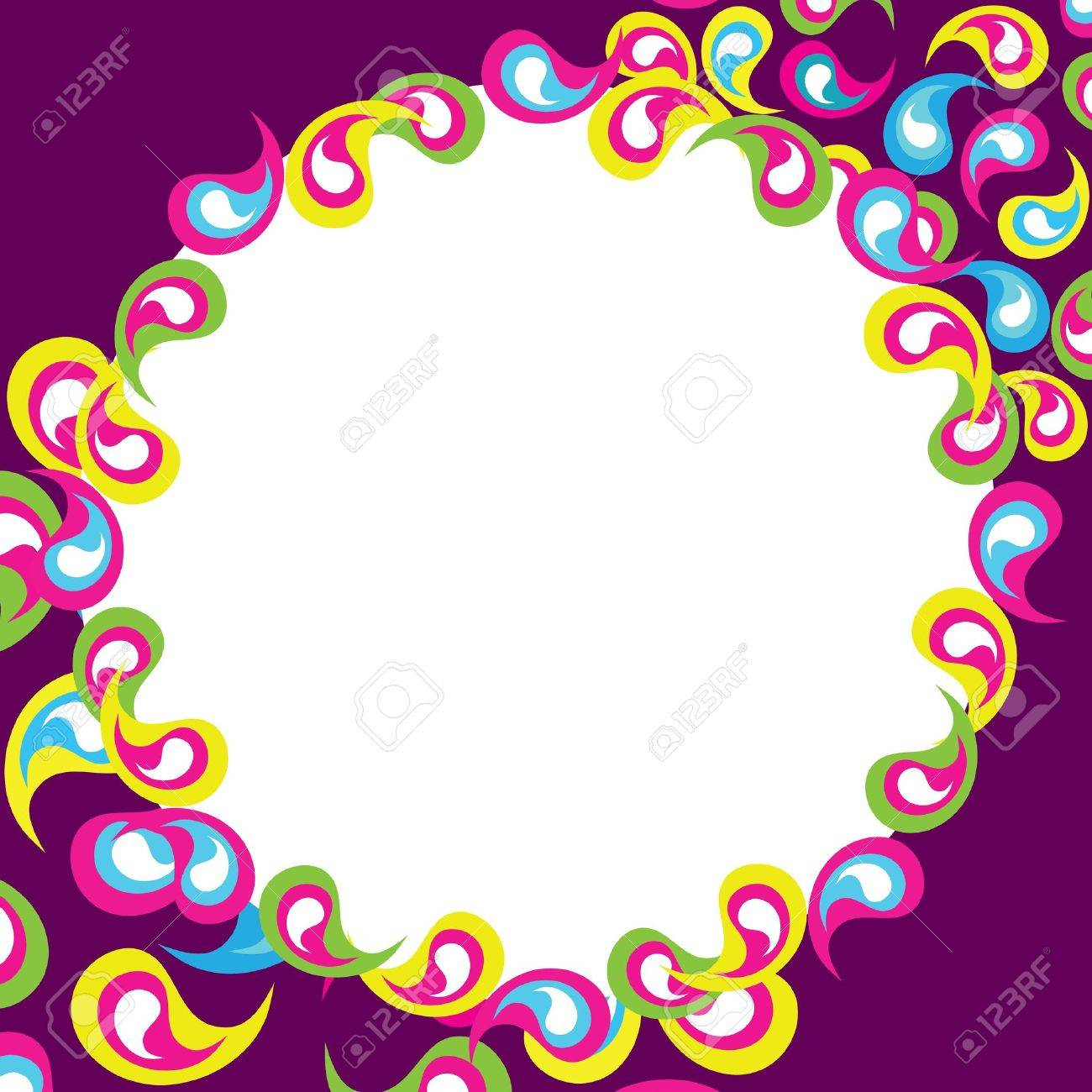colored abstract background Stock Vector - 13139594