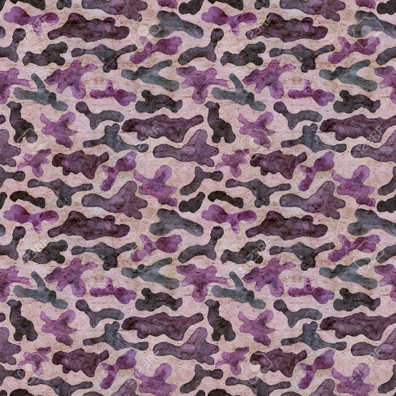 Pink Hunting Camo Background