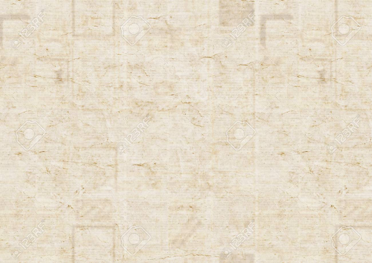 old grunge newspaper paper texture background. blurred vintage