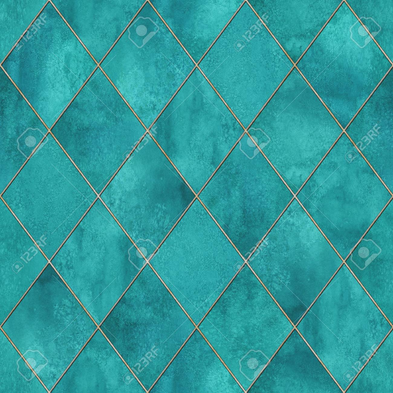 Watercolor Argyle Abstract Geometric Plaid Seamless Pattern With Stock Photo Picture And Royalty Free Image Image 106220829