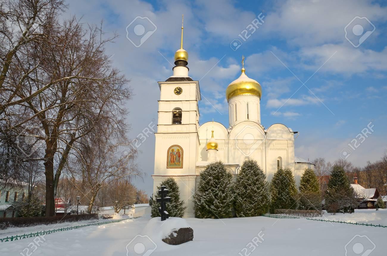 Borisoglebsky Monastery in Dmitrov. History, description, interesting facts 30