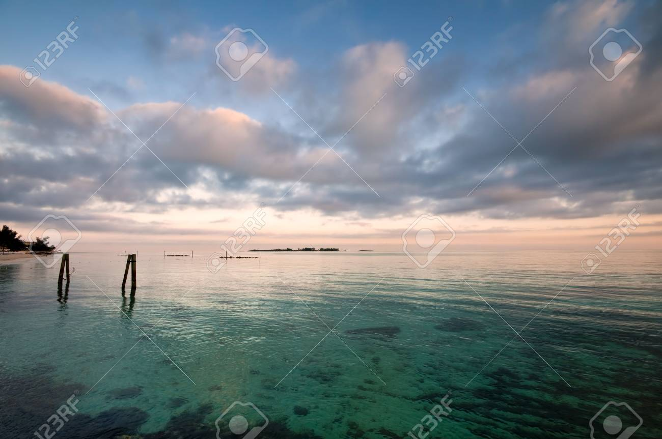 Caribbean Ocean Stock Photo - 6396193