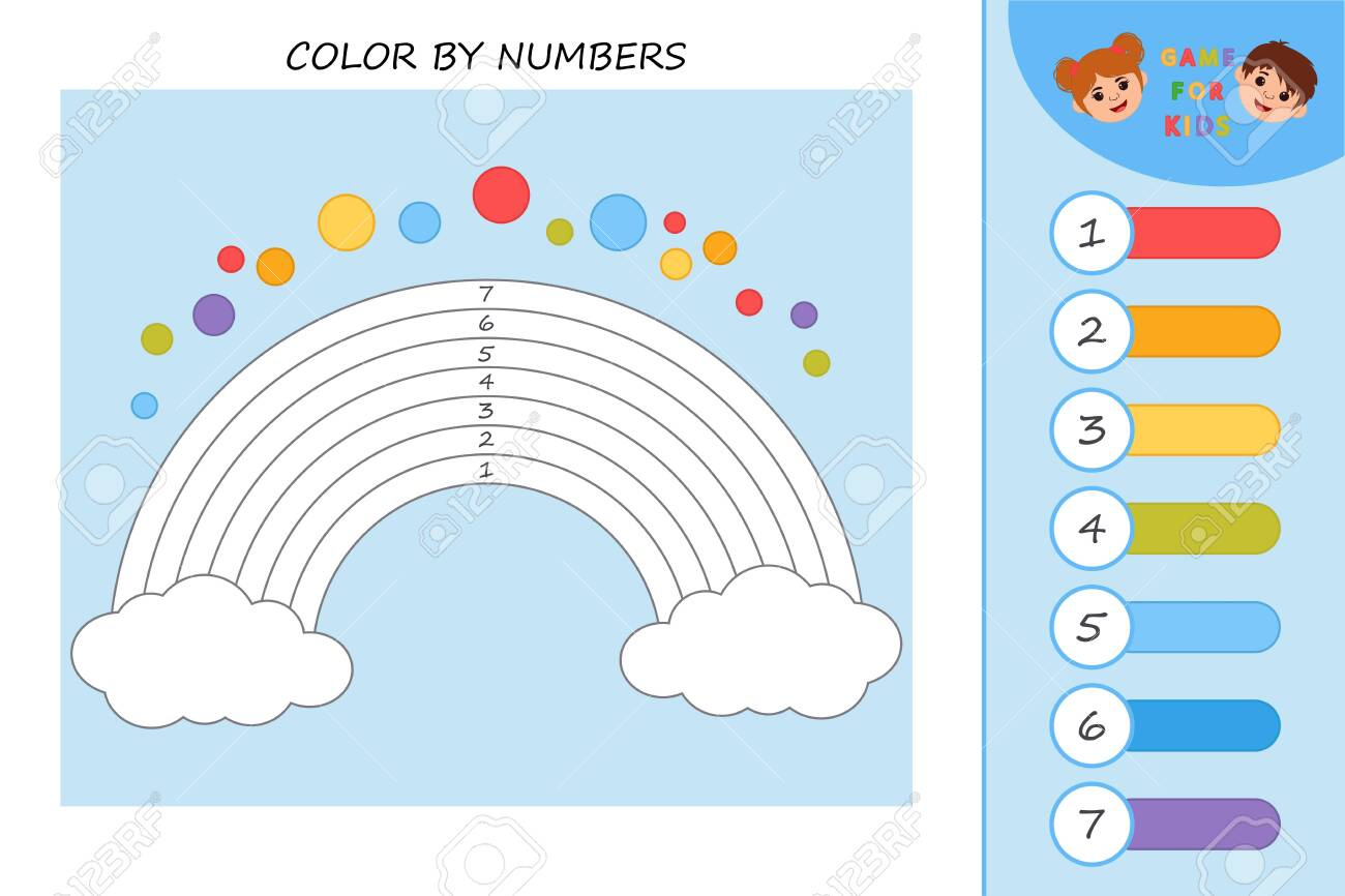 4 Number Coloring Pages Preschool - Worksheets Schools | 866x1300