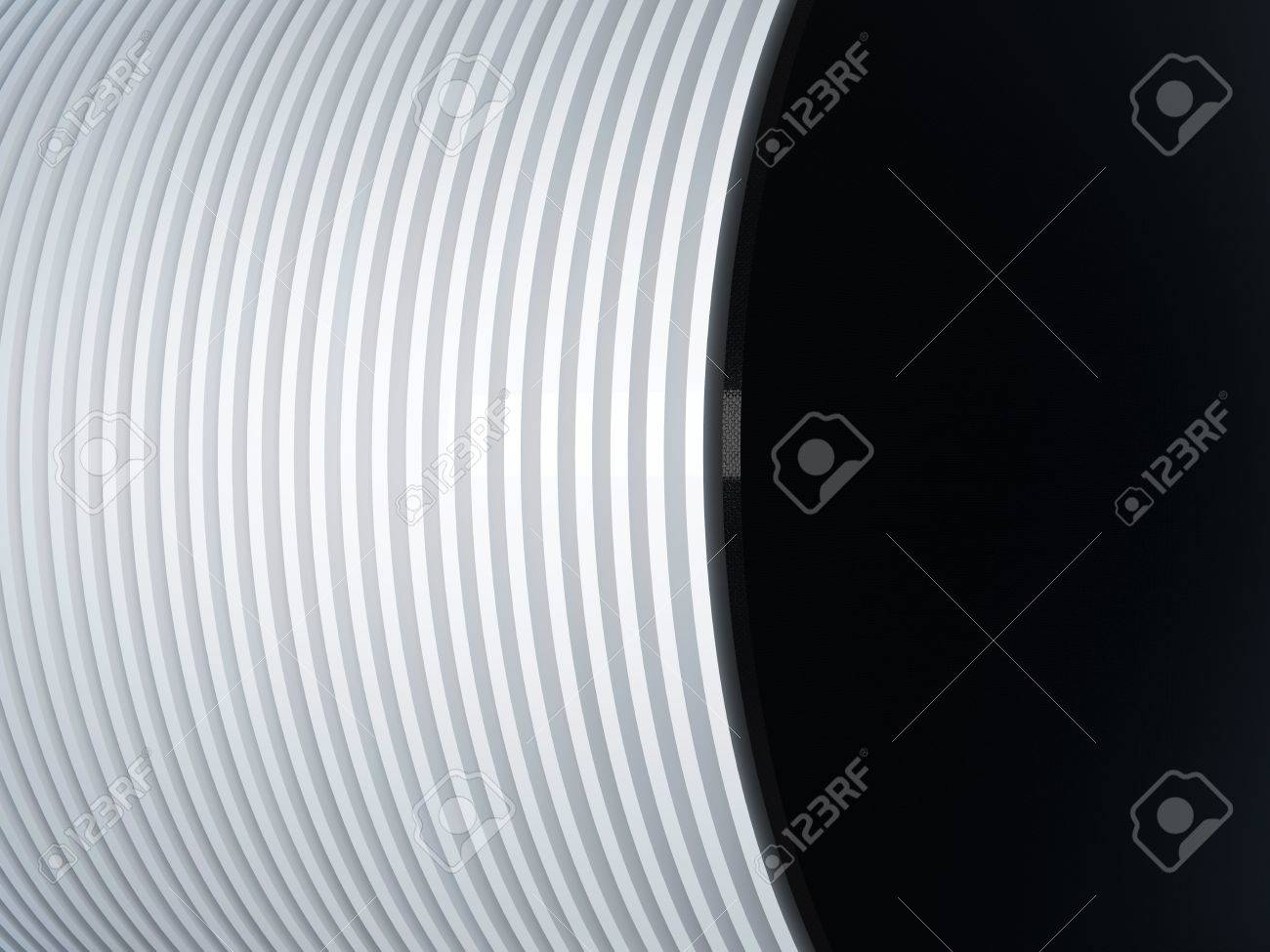 Black and white metal texture. Abstract gradient background. Stock Photo - 15447251