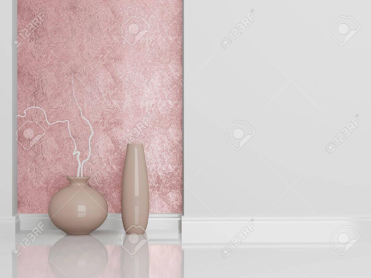 Detail Schuss Von Modernen Wohnzimmer Möbel. Interior Design ...