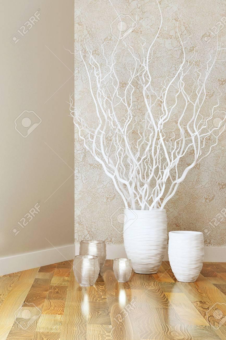 Diseño De Interiores De Lujo Moderno De Decoración De Paredes Sala De Estar