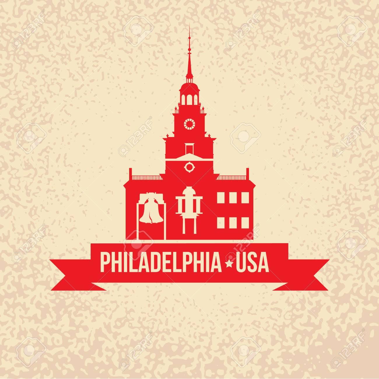 The symbol of philadelphia usa the liberty bell is an iconic the symbol of philadelphia usa the liberty bell is an iconic symbol of american biocorpaavc Images