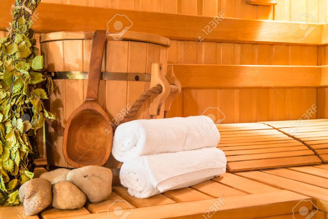 Unglaublich Sauna Bilder Galerie Von Holz Finnische Sauna, Schießen Objekte Im Leeren