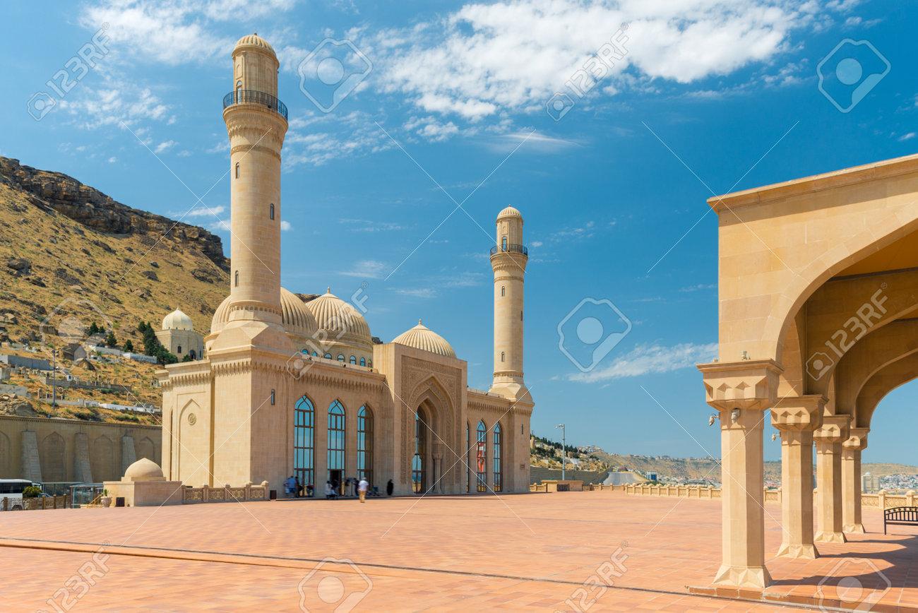 Bibi-Heybat Mosque - Baku, Azerbaijan - 166213439