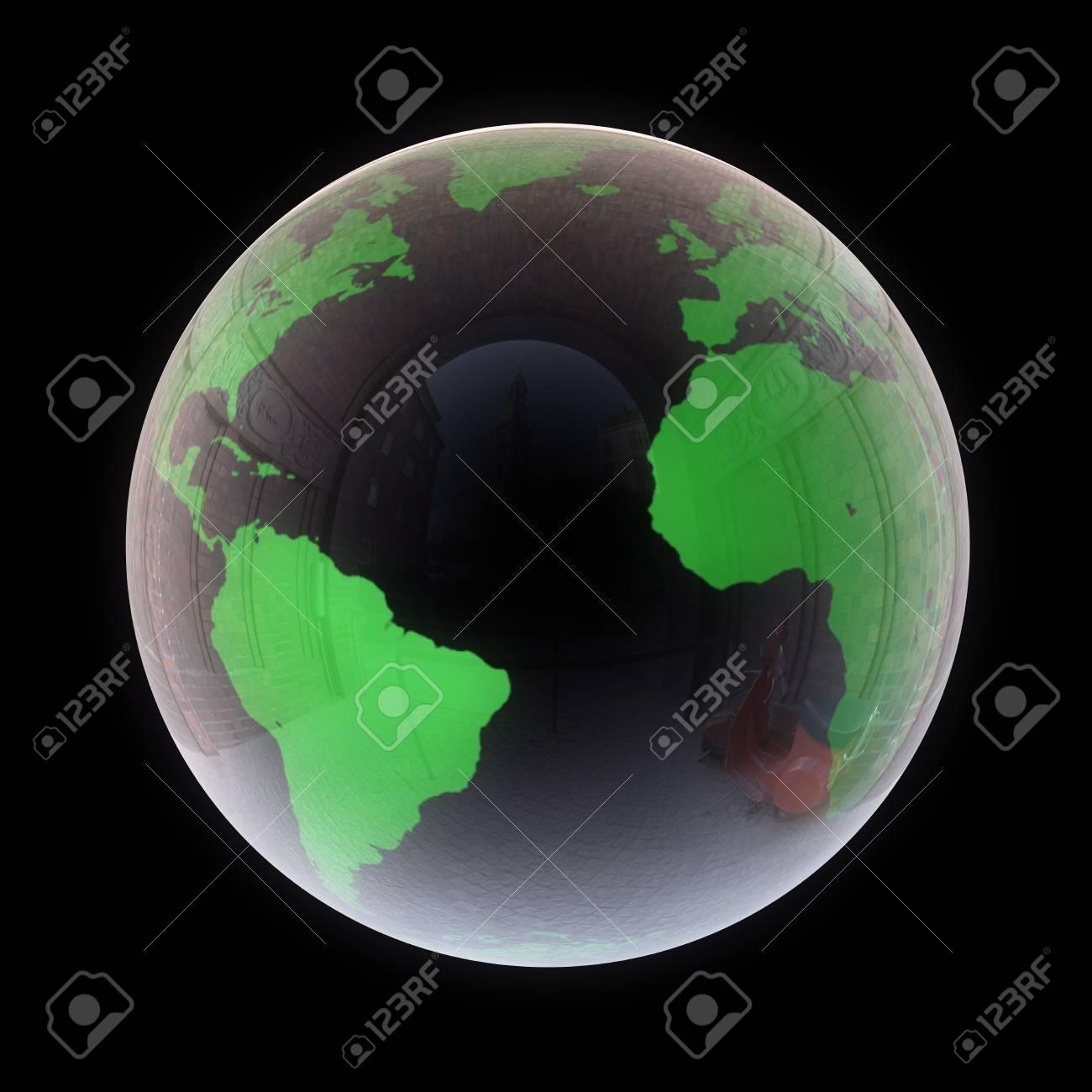 earth Stock Photo - 7599456