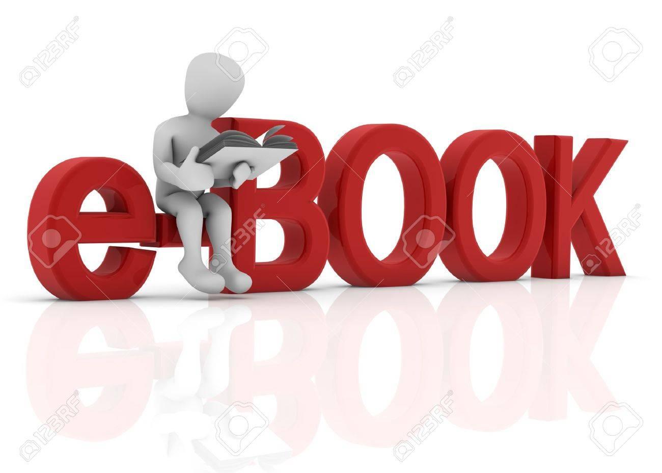 e-book Standard-Bild - 8402877