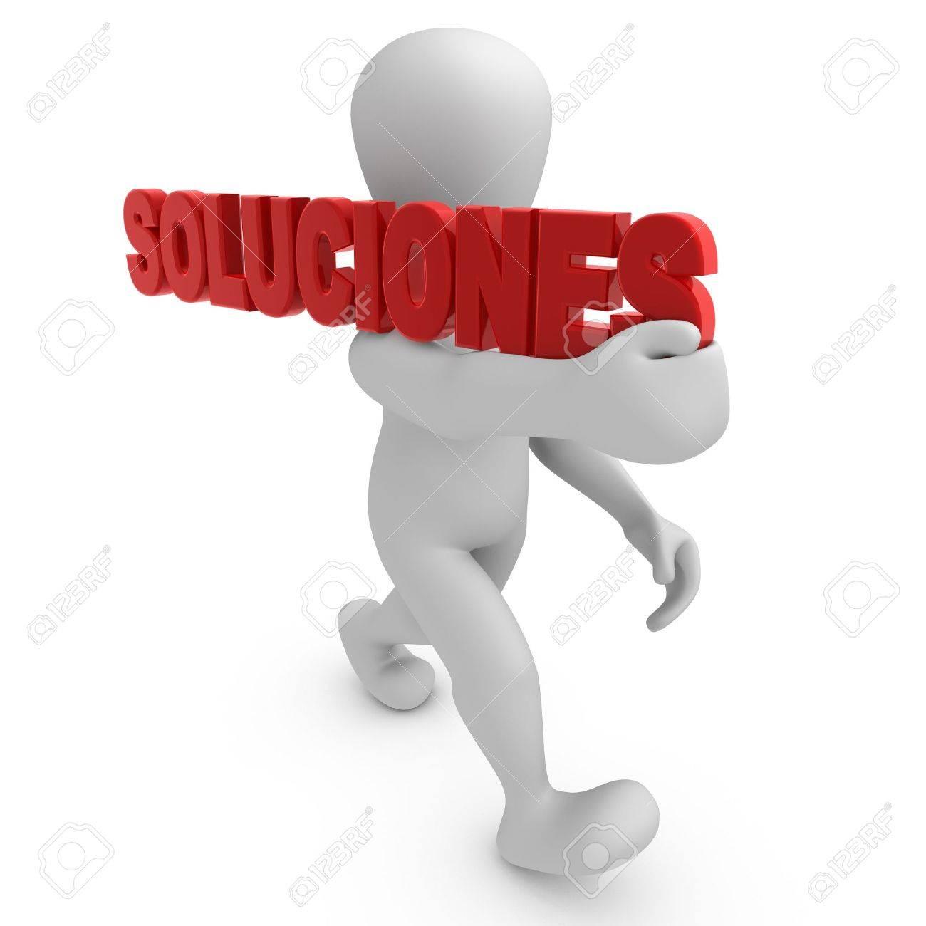 people Solutions Standard-Bild - 8402870