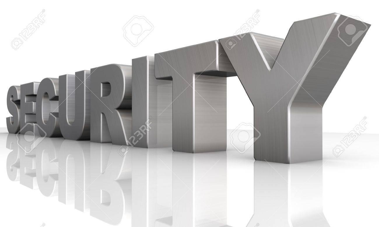 security Standard-Bild - 8965528