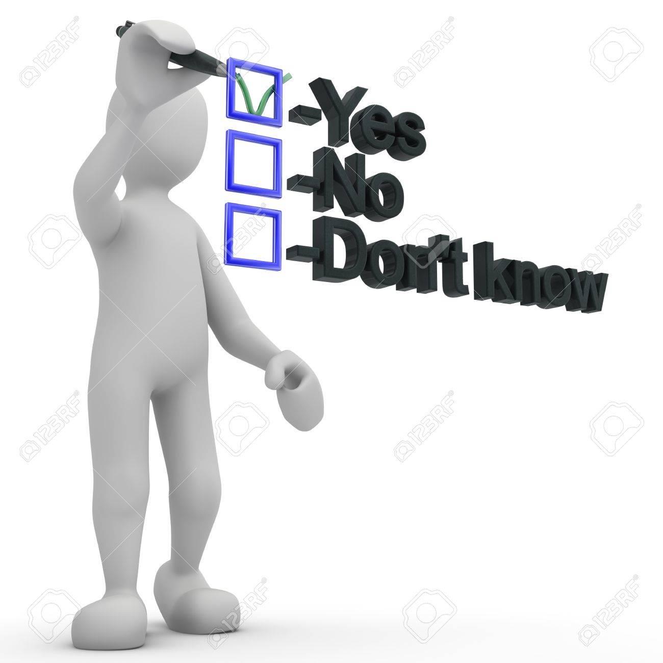 checklist Standard-Bild - 9032631
