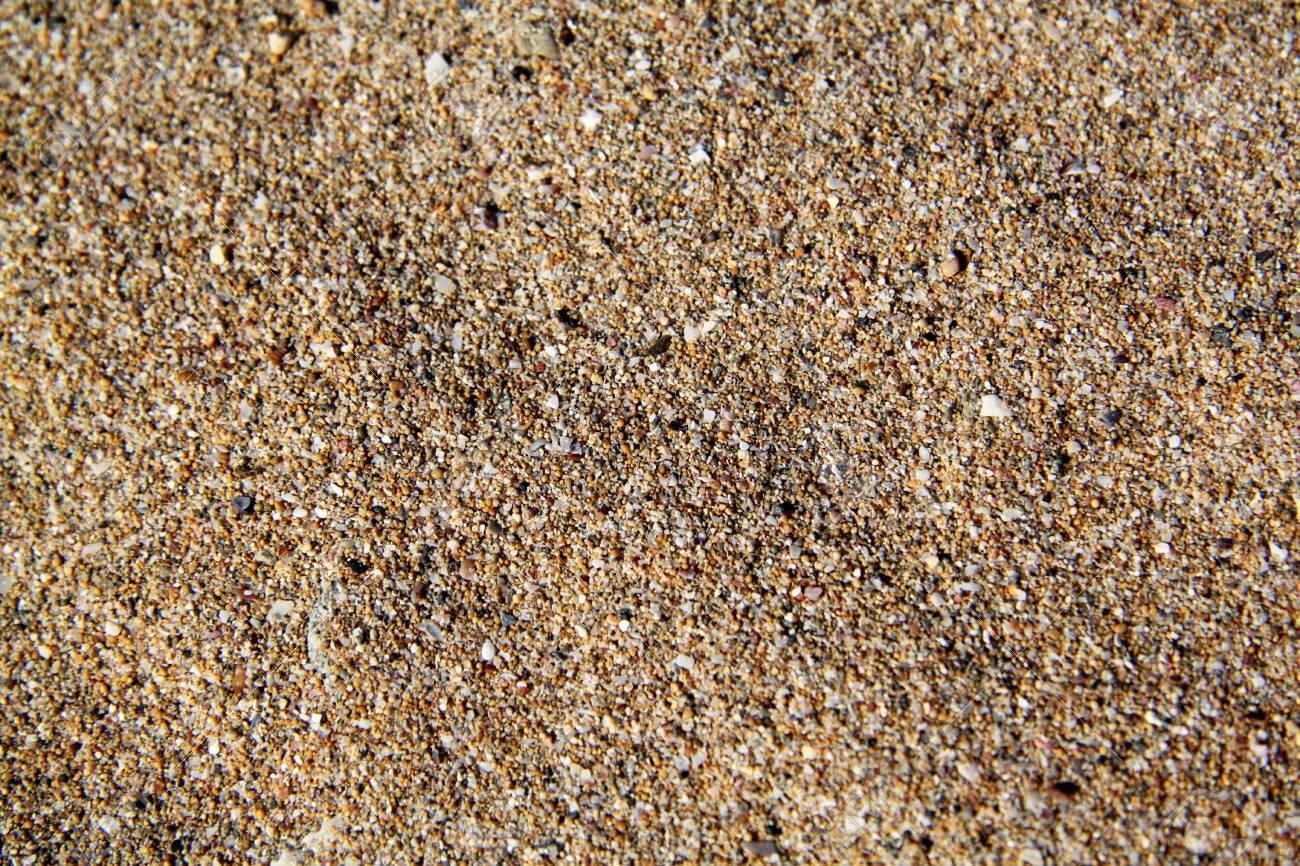 The texture of the yellow sea sand Stock Photo - 20370616