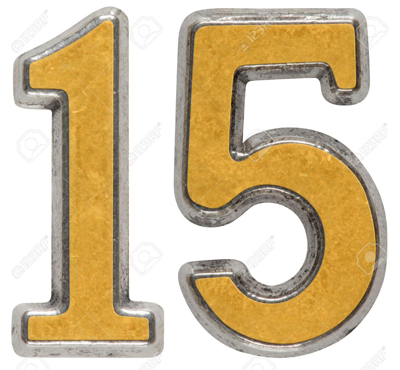 Resultado de imagen de número 15